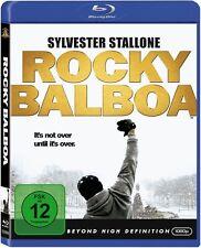 Blu-ray ROCKY BALBOA - ROCKY 6 # Sylvester Stallone ++NEU