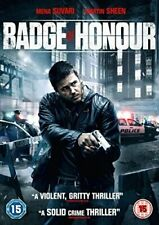 Badge Of Honour (DVD) (DVD)