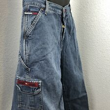 vintage tommy hilfiger jeans womens 29/32 Denim Blue All American