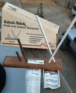 Chicago Cutlery  Ceramic Stick  Knife & Scissor Sharpener CS-G1 ✨ Used Once