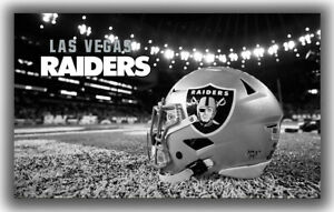 Las Vegas Raiders US Football Flag 90x150cm 3x5ft Memorable Best Live Banner