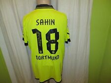 "Borussia Dortmund Original Puma Heim Trikot 2012/13 ""EVONIK"" + Nr.18 Sahin Gr.XL"