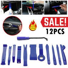 12PCS Car Trim Removal Tool Kit Set Plastic Interior Door Panel Auto Dashboard