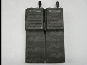 Motorola H34BBU3184A MT500 UHF T Band, Blue Logo
