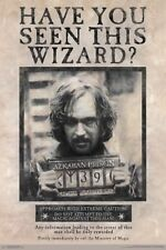 HARRY POTTER - WANTED SIRIUS BLACK POSTER - 22x34 - 16744