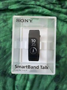 Sony SmartBand Talk SWR30 New Unopened