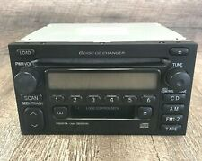 New listing 1998 - 2003 Toyota in Dash 6 Cd Receiver 86120-0C330