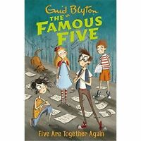 Five Are Together Again: Book 21 (Famous Five) by Blyton, Enid | Paperback Book