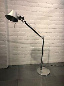 Artemide Tolomeo Table / Desk Lamp Aluminium - Designed by Michele De Lucchi