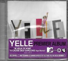 CD  13T  YELLE POP - UP DE 2008 FRENCK STICK NEUF SCELLE