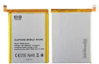 Original P9000 3000mAh 3.8V Battery For Elephone P9000 P9000 Lite Phone Warranty