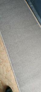 Carpet Runner. Colour beige. Size 220cms x 70cms. Unused. Excellent quality.