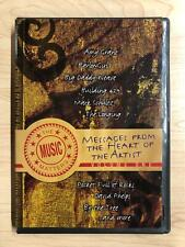 Messages From the Heart of the Artist - The Music Matters Vol. 1 (DVD) - E1125