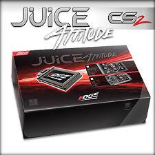 EDGE JUICE W/ ATTITUDE CS2 PROGRAMMER TUNER 13 - 16 RAM 6.7L DIESEL +80HP +200TQ