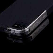 GRAFT CONCEPTS Leverage iPhone 5 5S SE Case Bumper - BLACK w/ MATTE La