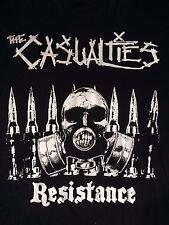 Resistencia de víctimas Camiseta De Edición Limitada Nueva York Calle Punk Hardcore