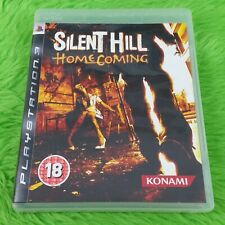 ps3 SILENT HILL HOMECOMING A Survival Horror Game Playstation REGION FREE PAL UK