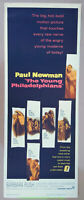 THE YOUNG PHILADELPHIANS MOVIE POSTER PAUL NEWMAN 14x36 Inch  Insert Size Rolled