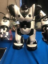 """WowWee Robosapien Humanoid Android Toy R/C Robot 14""""2004 No Remote (Works)"""
