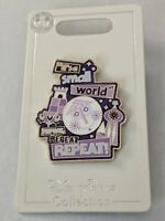 It's A Small World Repeat Repeat Repeat Disney Pin Trading