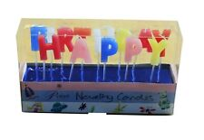 3x Price Happy Birthday Candle Unisex Adults Kid Cake DIY Novelty Party Supplies