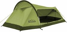 2 Personen Zelt Norskskin Kewyt Ultraleicht Zelt für Trekking 1,3Kg 2000 mm Ws