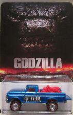 Hot Wheels A MEDIDA TEXAS DRIVE 'em Godzilla Real Riders Limitado 1/25 Made
