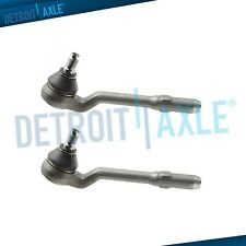 Tie Rod Assembly for BMW X5 04-06 Front Right and Left Side Inner and Outer Set of 2