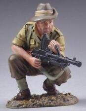 THOMAS GUNN WW2 PACIFIC RS006B ALLIED BREN GUNNER KNEELING DESERT VERSION MIB
