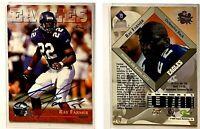 Ray Farmer Signed 1996 Classic NFL Rookies #19 Card Philadelphia Eagles Auto