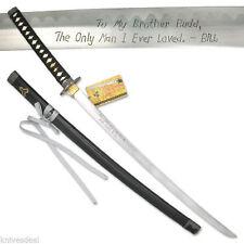 Budd's Sword Hattori Hanzo Collection Kill Bill Samurai