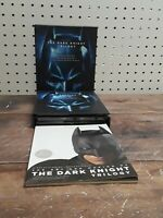 The Dark Knight Trilogy (Blu-ray Disc, 2012) with Bonus Photo Booklet