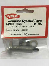 Kyosho (#74901-05B) Crank Shaft For GS15R Rc engine parts 1/10