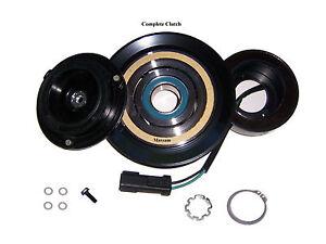 AC Compressor CLUTCH Fits: 2005 - 2008 Dodge Ram 4000 5.7 Liter Gas See details