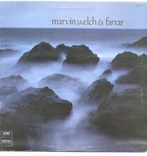 "MARVIN WELCH AND FARRAR - SAME - 12"" VINYL LP"