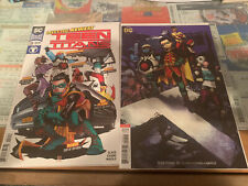 Teen Titans #20 - 1st App. Of Crush/Lobo's Daughter Cover A & Variant