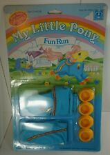 MY LITTLE PONY MLP Vintage G1 Fun Run Outfit Clothes Hasbro 1983 MOC