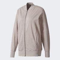 ADIDAS WOMEN'S XBYO TRACK JACKET BQ6096 (coat originals sweater cardi) Sz S M L