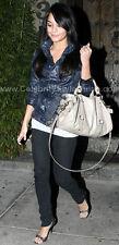 Prada Neiman Marcus D'Orsay Silver Dark Grey Buckle Heels Shoes 37.5 7.5 5