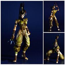 "Super Street Fighter IV - IBUKI Play Arts Kai 9"" Action Figure Square Enix"