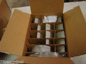 Cummins 743 855 Diesel Main Bearings 020 GMC Ford Freightliner IHC Dodge Deere