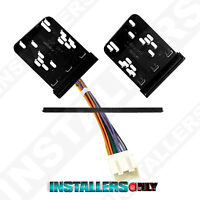 FORD CAR STEREO DOUBLE/2/D-DIN RADIO INSTALL DASH KIT W/ WIRES 95-5817