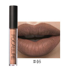 Focallure Waterproof Long Lasting Matte Lipstick Makeup Liquid Gloss Cosmetic #1