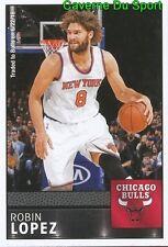 077 ROBIN LOPEZ USA CHICAGO BULLS STICKER NBA BASKETBALL 2017 PANINI