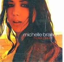 Hotel Paper 0093624842620 by Michelle Branch CD