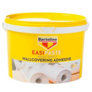Wallpaper Paste the Wall Ready Mixed Extra Strong Glue Wallcovering Adhesive Tub