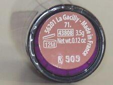 LUMINELLE LIPSTICK # 71 NUDE BEIGE  ( SATIN) 0.12 oz/ 3.5 g. SEALED-NEW!!