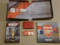 Arsenal Football Club 2015/16 Official Membership Pack Boxed Mint Condition