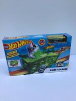 Hot wheels Ghost Garage Play Set/Car Included Collectible