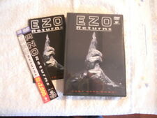 "Ezo 'Returns "" Rare Japan DVD 2004 Victor Rec. VIBL-215 New $"